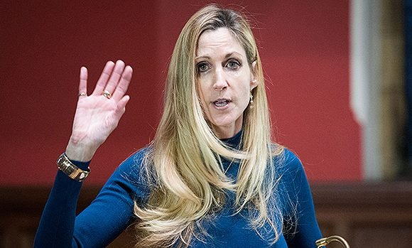 Ann Coulter Slammed For Calling Immigrant Children 'Child Actors' & Supporting Trump's Policy