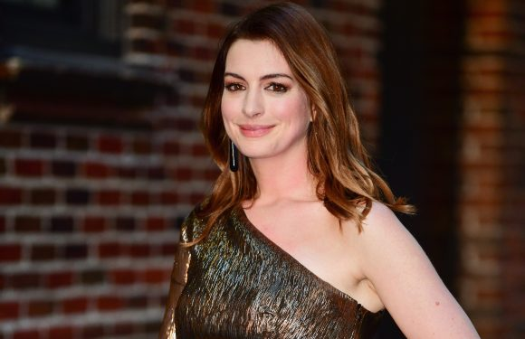 Anne Hathaway says she's fat-shamed 'all the time'