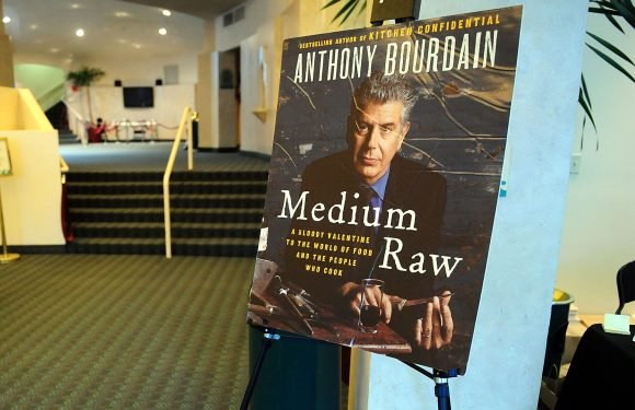 Anthony Bourdain's books dominate best-seller list after his death