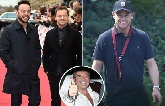 Britain's Got Talent judge Simon Cowell says Declan Donnelly will reunite with Ant McPartlin on next year's show as he's 'almost certain' he will be back