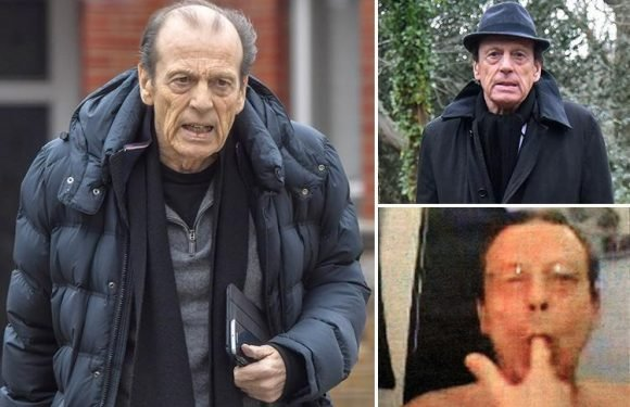 Last picture emerges of Leslie Grantham looking frail as dark claims surface