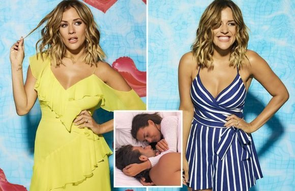 Caroline Flack declares the sex on Love Island is too 'boring' – and hints she wants someone to get pregnant