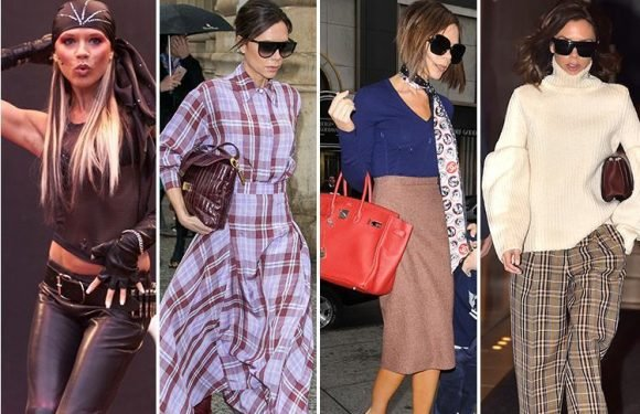 Posh's handbag collection meant 130 crocodiles had to die (and the rest of her wardrobe is even worse)