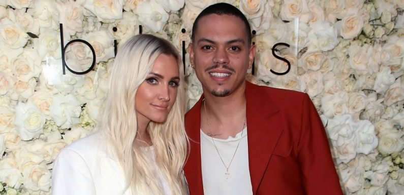 Ashlee Simpson And Husband Evan Ross Launch A Gender-Neutral Clothing Line