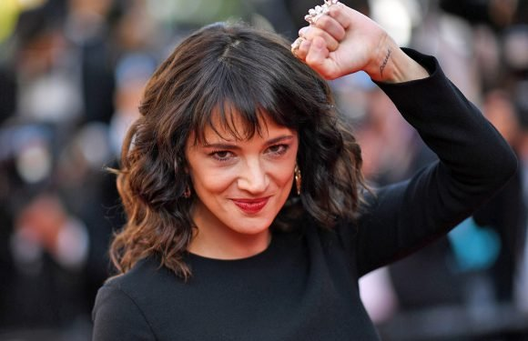 Asia Argento back at work after Anthony Bourdain suicide
