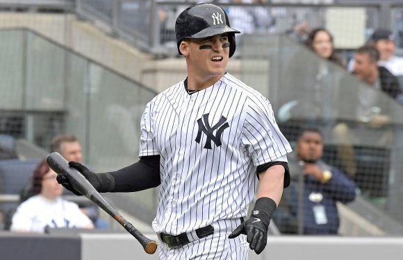 Tyler Austin 'terrible' in his surprising Yankees chance