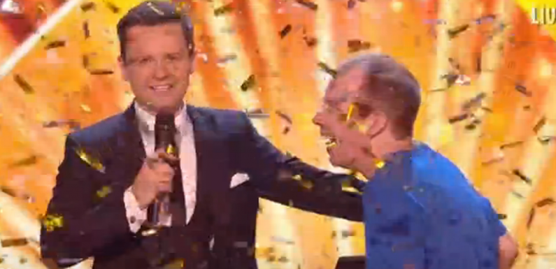 Lost Voice Guy crowned BGT winner – but there's surprise twist with prize