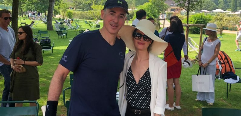 Brad Pitt's MIT crush still going strong with billionaire hedge funder Bill Ackman