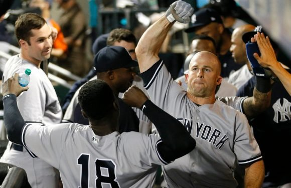 Brett Gardner a Yankees leader in every sense of the word