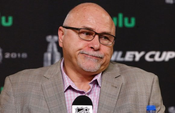 Capitals' Stanley Cup coach resigns in intriguing move for Isles