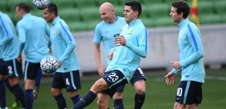 Rogic and first-time Roos enjoying chance to finally shine
