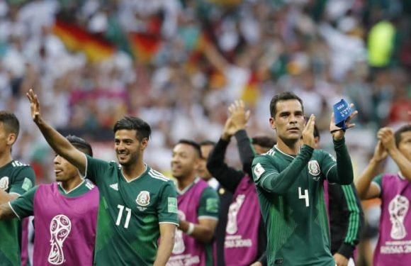 FIFA charges Mexico after fans chant anti-gay slur