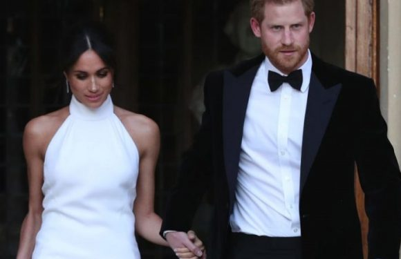McCartney says wanted to show Markle's 'human side' with dress