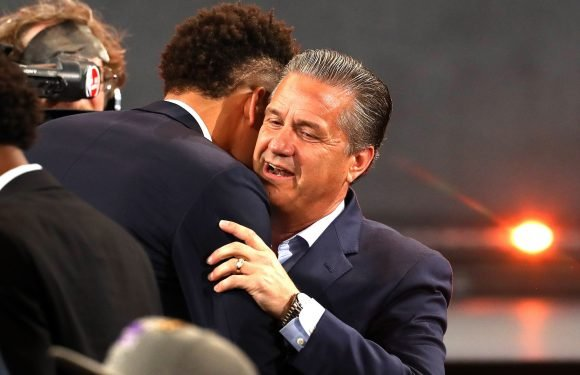 Let John Calipari soothe your Kevin Knox fears