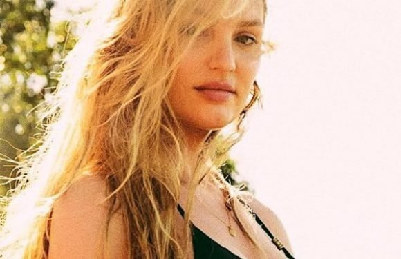 Victoria's Secret Angel Candice Swanepoel Gives Birth —  See Her Beautiful Baby Boy!