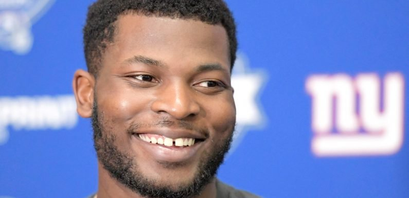 Giants rookie LB soaking up the knowledge from veterans