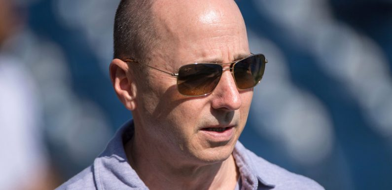 Brian Cashman focusing on trade for starting pitcher