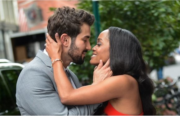 1 Year Later, The Bachelorette's Rachel and Bryan Look More in Love Than Ever