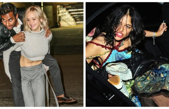 18 Embarrassing Party Pics Of These A-List Actresses Fans Can't Ignore