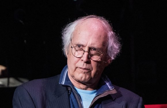Author: Chevy Chase once grabbed me by the crotch