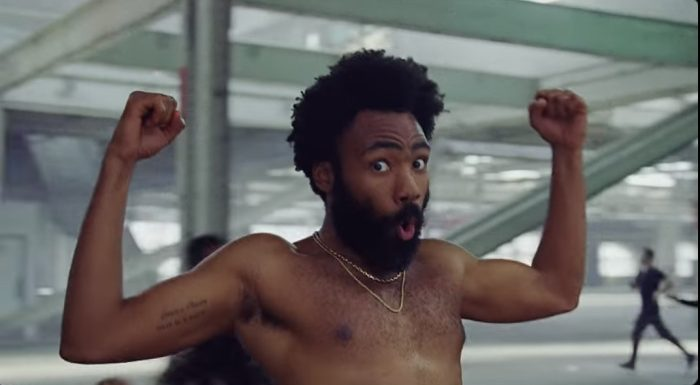Childish Gambino Performs 'This Is America' at Chance the Rapper's Open Mike Event (Watch)