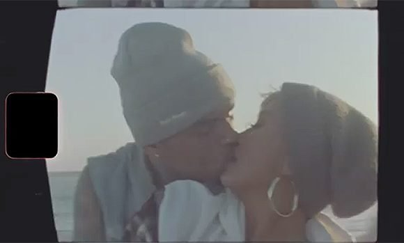 Chris Brown & Agnez Mo Reignite Dating Rumors As They Passionately Kiss On The Beach — Video