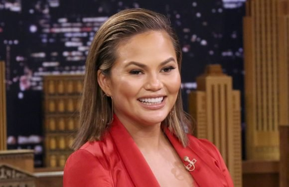 Chrissy Teigen Just Shared an Adorable Closeup Video of Baby Miles