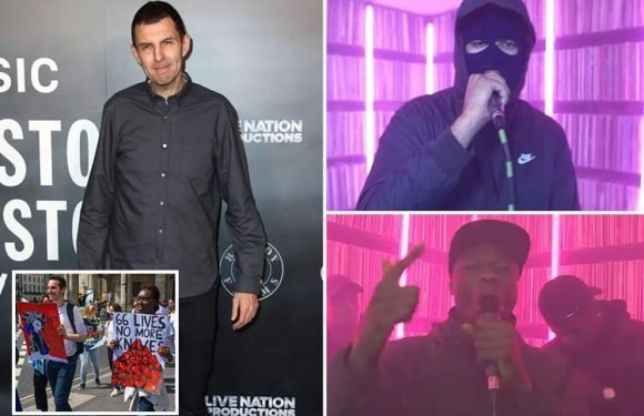 Tim Westwood's YouTube channel slammed for promoting violent drill videos 'coined in up to £1.9m'