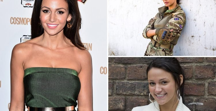 Who is Michelle Keegan? Our Girl actress playing Georgie Lane, Mark Wright's wife and FHM's Sexiest Woman
