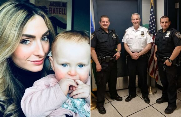 Cops revive 'lifeless' baby girl in Brooklyn