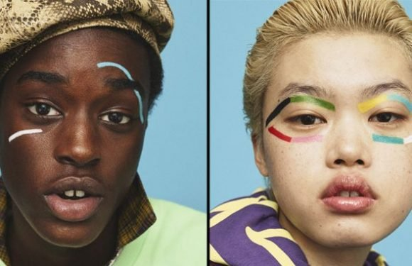 Crayola x ASOS Launch a Colorful Makeup Line