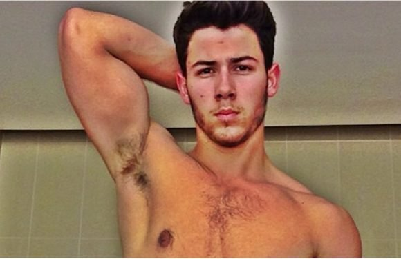 SOS: We Can't Stop Drooling Over These Shirtless Nick Jonas Photos, and Neither Will You