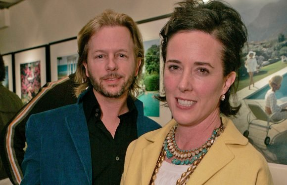 David Spade donates $100K to mental health organization after Kate Spade's suicide