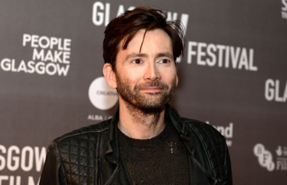 David Tennant to Star in Disability-Themed Comedy for the BBC