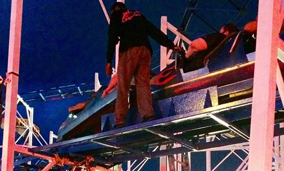 Daytona Beach: 6 Injured & 2 People Fall 34 Feet After Roller Coaster Derails — Terrifying Pics & Video
