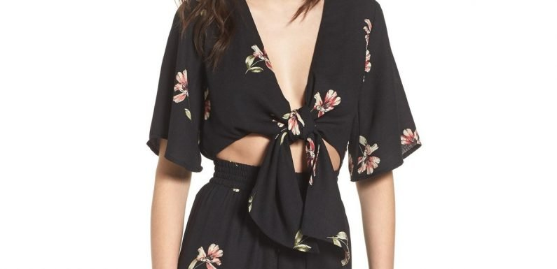 """9 Jumpsuits From Nordstrom That Will Make You Yell, """"Bring Me My Purse!"""""""