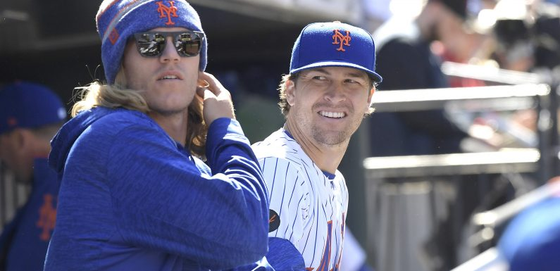 What Mets and Yankees would have to swallow for Syndergaard or deGrom deal