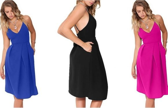 We Guarantee You'll Want This $28 Sexy Summer Dress — It Comes in 22 Colors and Has Pockets!