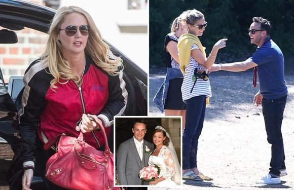 Ant McPartlin's new lover Anne-Marie Corbett says his ex-wife sacked her as his PA and 'always hated' her