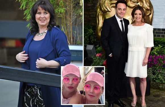 Coleen Nolan blasts Ant McPartlin's new partner Anne-Marie Corbett for 'violating girl code' as she stands by 'devastated' Lisa Armstrong