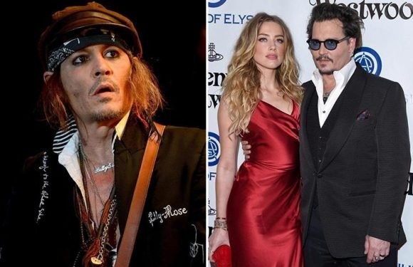 Johnny Depp reveals depression hell after Amber Heard split and boasts of spending more than £22,000 a month on wine in bombshell interview