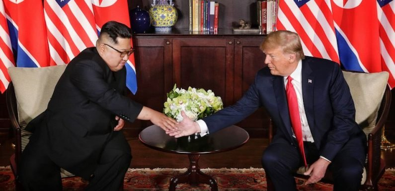 Donald Trump Promised To Lift Sanctions On North Korea At Kim Jong Un Meeting, Country's State Media Reports