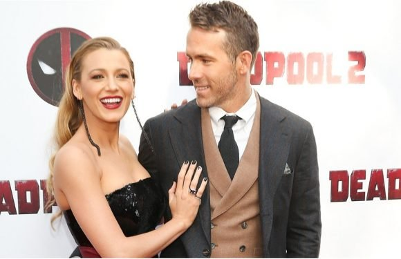 "Blake Lively Teases Ryan Reynolds About His ""Hot"" Brother, and He Trolls Her Right Back"