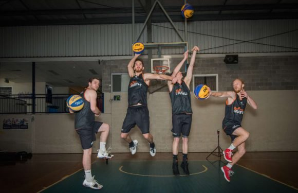 Canberra's 3×3 basketball stars ready to face the world's best