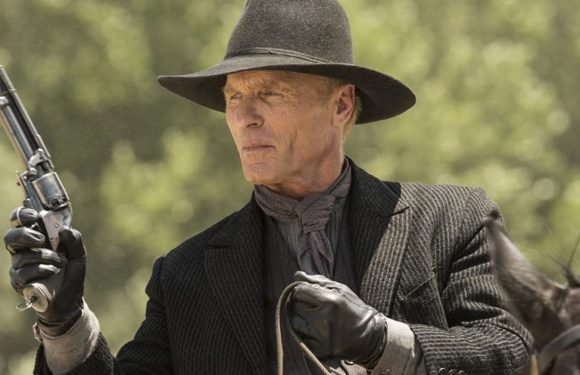 Ed Harris Is Just as Confused as You Are About What's Happening on 'Westworld'