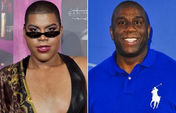 EJ cried with dad Magic Johnson after coming out