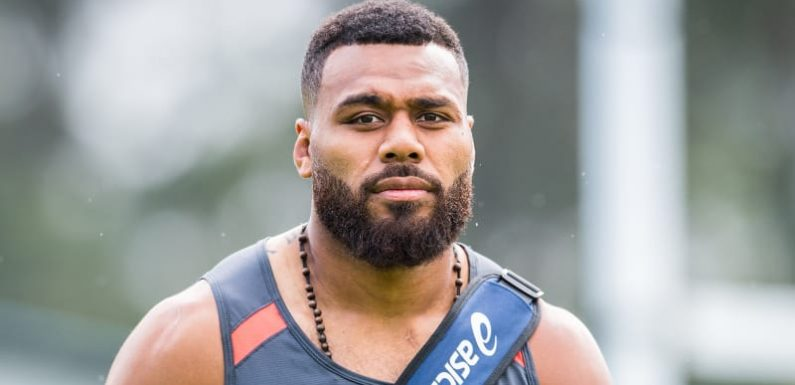 Kerevi to back his defence at No.13 and stop believing critics