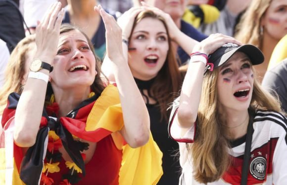 The world reacts as defending champions Germany are bundled out of World Cup