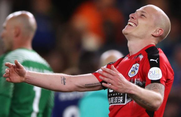 'Like being on drugs': EPL survival exhausted Socceroos star Mooy