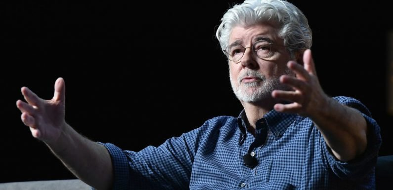 Star Wars' George Lucas reveals his original ideas for the sequel trilogy